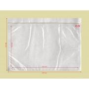 Csomagkísérő tasak, Okmánytasak (Dokufix tasak) C/5 öntapadós 250 db/csomag