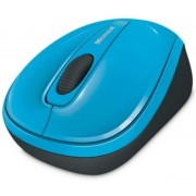Mouse Microsoft Wireless Mobile 3500, Blue Track (Albastru)