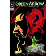 Green Arrow: Blood of the Dragon Vol 4 by Dan Jurgens