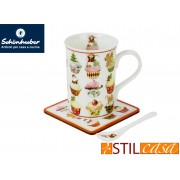 Summer River Mugs Cupcake di Natale