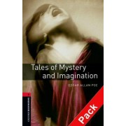 Oxford Bookworms Library: Level 3:: Tales of Mystery and Imagination audio CD pack by Edgar Allan Poe