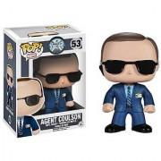 Agent Coulson: Funko POP! x Agents of S.H.I.E.L.D. Vinyl Figure (Bobble Head)