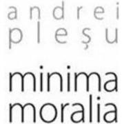 Audiobook Cd Minima Moralia - Andrei Plesu. In Lectura Autorului