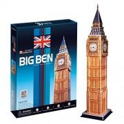 """CubicFun 3D Puzzle C-Serie """"Big Ben - Londres"""""""