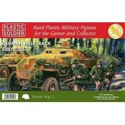 Plastic Soldier 1/72 German Halftrack SdKfz 251/D # WW2V20006 by Plastic Soldier Company