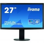 Monitor Iiyama ProLite B2780HSU 27 inch LED Negru