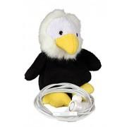 Education Outdoors Bald Eagle Pet Pod, One Color, One Size