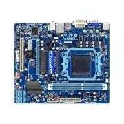 Gigabyte GA-78LMT-S2P - 5.0 - carte-mère - micro ATX - Socket AM3+ - AMD 760G - Gigabit LAN - carte graphique embarquée - audio HD (8 canaux)