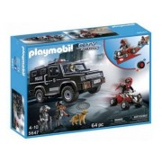 Playmobil 5647 City Action - Set Forces Spéciales De Police