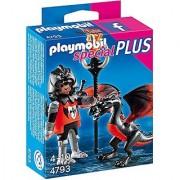 PLAYMOBIL Knight with Dragon Building Kit