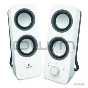BOXE Logitech 2.0 'Z200' RMS power: 10 W , White '980-000811'