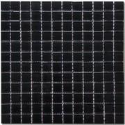 Maxwhite H36 Mozaika skleněná černá 29,7x29,7cm