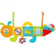 Бебешка играчка - Образователна гъсеничка, 1257 Babyono, 9070222