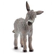 Schleich Donkey Foal Toy Figure
