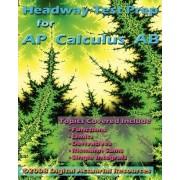 Headway Test Prep for AP Calculus AB by Ryan Lloyd