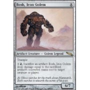 Magic: the Gathering - Bosh, Iron Golem - Mirrodin - Foil by Magic: the Gathering