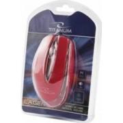 Mouse Esperanza TM111R Titanum Optic 1000DPI Rosu