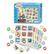 Thomas y amigos Mix N' Match Game Bingo