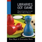 Libraries Got Game: Aligned Learning Through Modern Board Games