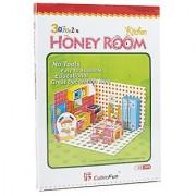 Honey Room Kitchen 3D Puzzle Cubicfun Puzzle N US