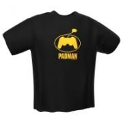 GamersWear PadMan T-Shirt Black (L)