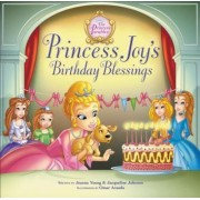 Princess Joy's Birthday Blessing by Jacqueline Kinney Johnson