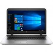Laptop HP ProBook 470 G3 17.3 inch Full HD Intel Core i7-6500U 8GB DDR4 1TB HDD AMD Radeon R7 M340 2GB FPR Windows 10 Pro downgrade la Windows 7 Pro Silver