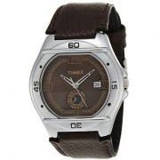 Timex Quartz Brown Other Men Watch EL02