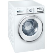 Перална машина Първокласна перална машина iQ 800 в нов елегантен дизайн с интелигентно автоматично дозиране i-Dos и система за отстраняване на петна. Капацитет: 9 kg Енергиен клас: A+++ -30% Максимални обороти: 1600 rpm XXL обем на барабана 65 л