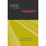 The Oxford Introductions to U.S. Law by Thomas W. Merrill