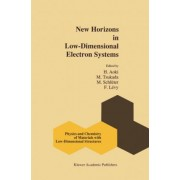 New Horizons in Low-Dimensional Electron Systems by Hideo Aoki