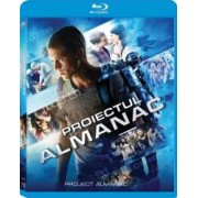 Project Almanac BluRay 2014