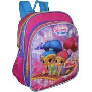 "Nickelodeon Shimmer and Shine Girl's Deluxe 3D Embossed 10"" Mini-Backpack"