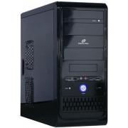 Geh Cooltek MIDI K2 3.0 Full-zwart ATX