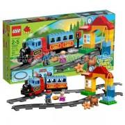 Lego Конструктор Lego Duplo 10507 Лего Дупло Мой первый поезд