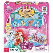 Disney Princess Palace Royal Pet Salon Board Game by Wonder Forge