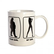 """Your Girl, My Girl Mug"""