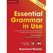 Raymond Murphy Essential Grammar in Use with Answers and Interactive eBook Fourth Edition