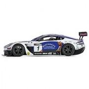 Scalextric C3623 Aston Martin Vantage GT3 Beechdean Slot Car (1:32 Scale)