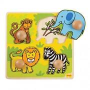 Bigjigs Toys My First Matching Puzzle Safari