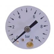 DGflow Presflo Nyomásmérõ óra 0-10 bar