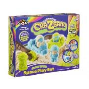 Its Amazing Cra Z Sand Glow Sand Space Play Set