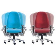 "Gernot Steifensand Bürodrehstuhl ""Lady Chair"", schwarz (L6705-109)"