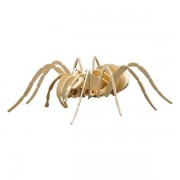 Puzzle eco 3D din lemn Tarantula Pebaro