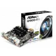 Tarjeta Madre ASRock mini ITX Q1900-ITX, Intel J1900 Integrada, HDMI, USB 3.0, 16GB DDR3, para Intel