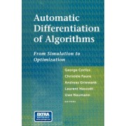 Automatic Differentiation of Algorithms by George Corliss