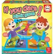 Educa Joc de societate pentru copii If you dare Mimic game 16890
