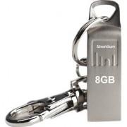 Strontium Ammo SR8GSLAMMO 8 GB Pen Drive (Silver)