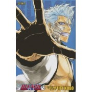 Bleach (3-in-1 Edition), Vol. 8: Vols. 22, 23 & 24 by Tite Kubo