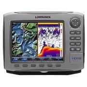HDS 8 LOWRANCE - ECOSCANDAGLIO PLOTTER GPS CARTOGRAFICO